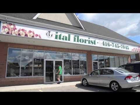 Ital Florist Toronto, Top FTD Florist. Flower Delivery Canada, USA. Toronto Florist. Flowers Toronto