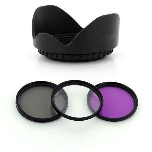 67mm Filter Kit Lens  for Nikon Coolpix 100 EBAY seller goshotcamera