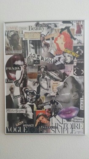 Collage Vogue