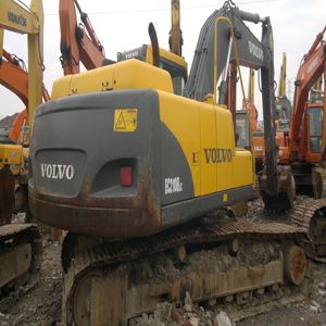 Choosing Shanghai Jiangchun please if you need the used volvo excavator EC210BLC. We are the reliable supplier...