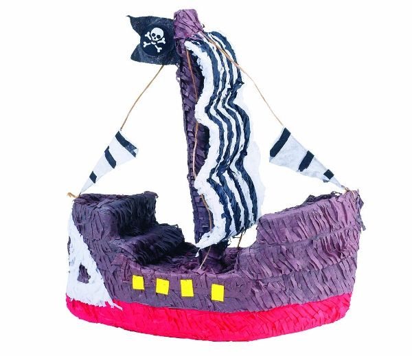 Pirate Ship Pinata! #pinata #pirate