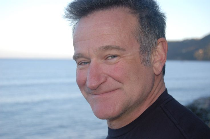 Robin Williams (1951 - 2014).....ACTOR