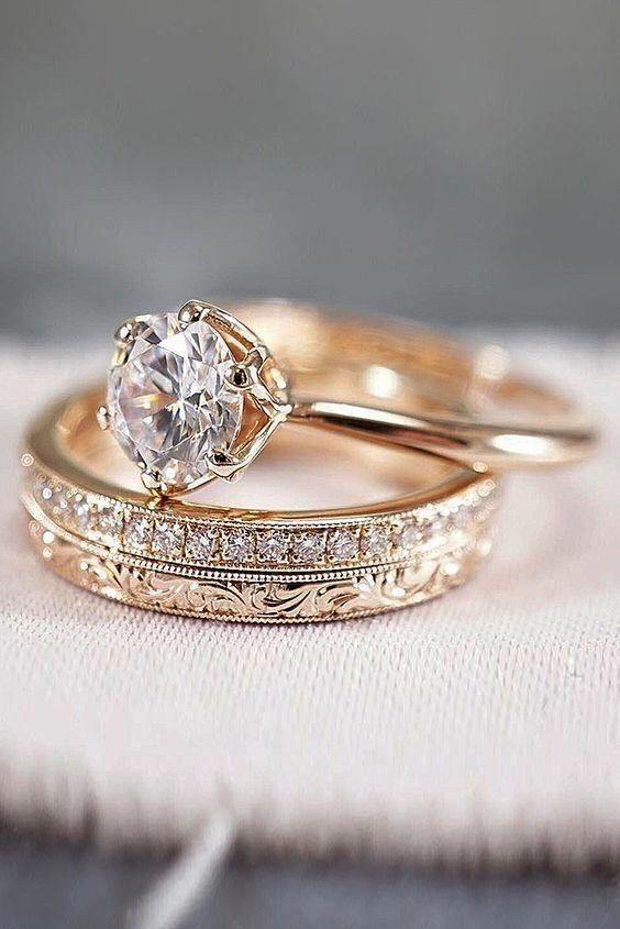 I Appreciate This Wonderful Photo Weddingringpink Wedding Rings Vintage Wedding Rings Round Wedding Ring Zales