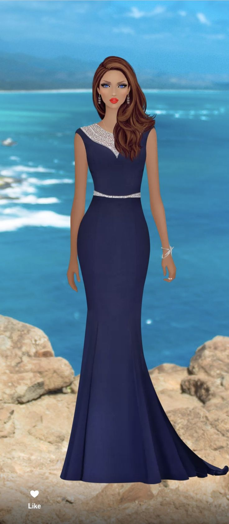 Pin by Brownsugars Sweets on Covet Fashion  Robe