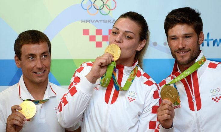 2016 Rio Olympics most successful for Croatia ever