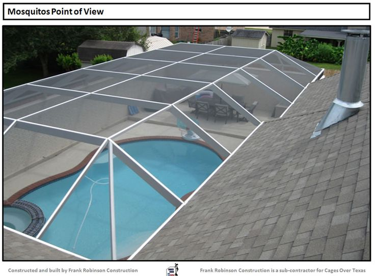 17 best images about inground pool on pinterest outdoor for Pool lanai cost
