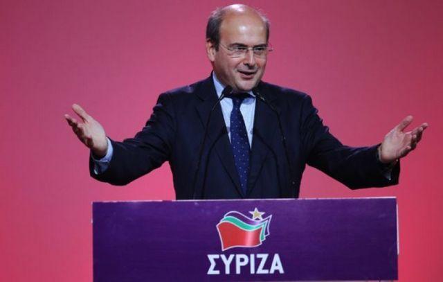 Χατζηδάκης: Δεν πήγα στο συνέδριο του ΣΥΡΙΖΑ για δημόσιες σχέσεις: Η παρουσία μου χθες στο συνέδριο του ΣΥΡΙΖΑ δεν ήταν μια άσκηση δημοσίων…