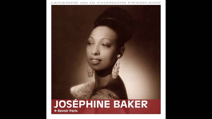 Joséphine Baker - Chiquita Madame