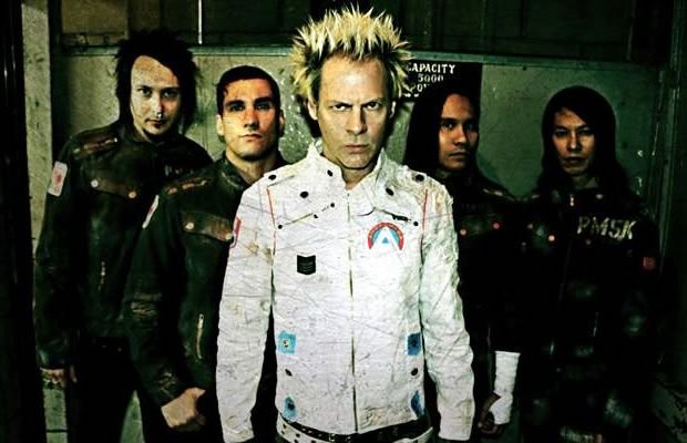 Dirt Fest Featured Artist: Spider One from Powerman 5000