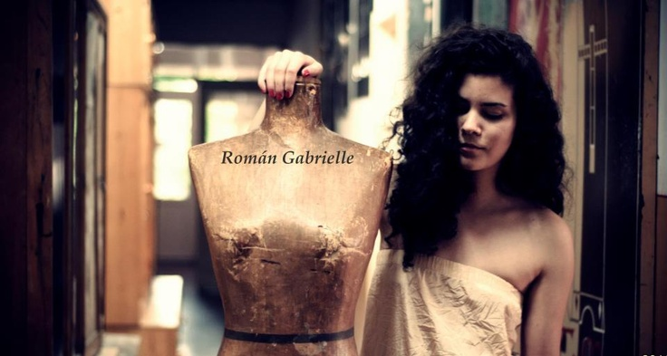 Roman Gabriella Self Portait
