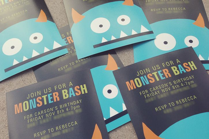 Our son turned nine last week + he wanted a monster themed party. We were able to have lots of fun with it, while still keeping things simple + budget friendly.  I thought I'd share a few of the favours and activities from the party along with some quick + easy tutorials on how we …