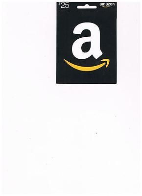 #Coupons #GiftCards AMAZON Gift Card $25 FREE S&H #Coupons #GiftCards