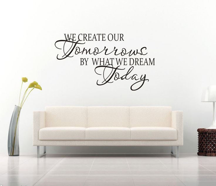37 Best Images About #Quotes On Pinterest | Wall Decor Stickers
