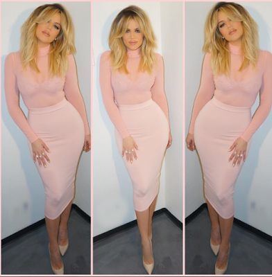 Khloe Kardashian shows off her curves and talks about chosing happiness love and abundance over everything - http://www.thelivefeeds.com/khloe-kardashian-shows-off-her-curves-and-talks-about-chosing-happiness-love-and-abundance-over-everything/