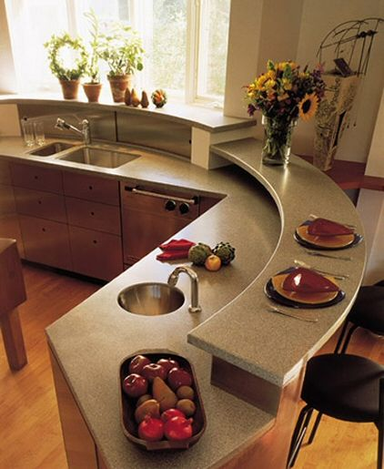 Best Kitchen Countertops: Best 25+ Solid Surface Countertops Ideas On Pinterest