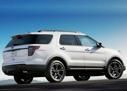 17 best 2015 ford explorer images on pinterest dream cars 2015 2015 ford explorer redesign publicscrutiny Image collections