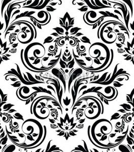Po et n padov na t mu papier peint baroque na pintereste 17 najlep ch sal - Papier peint gris baroque ...