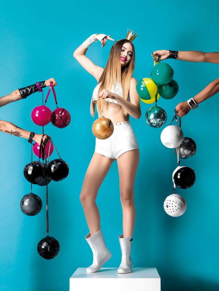 Rock'n'Ball by Chiara Bellini