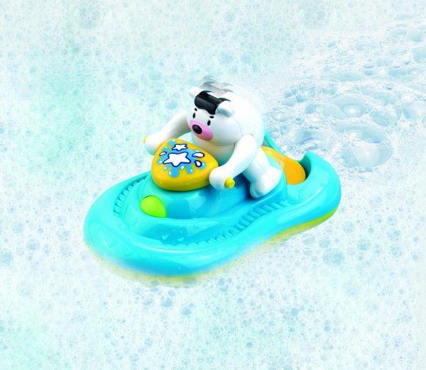 SKI-JET CADITA PINGUIN - Jucarii pentru baie - Jucarii bebe - Jocuri si jucarii. 06.04.17