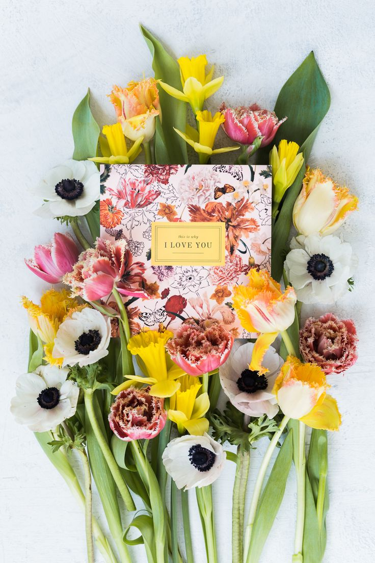 Mother's Day Floral Chatbook