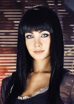Kenzi played by Ksenia Solo in Lost Girl (2010– ).