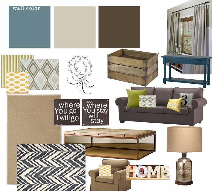 Best 20+ Green family rooms ideas on Pinterest | Green living room ...