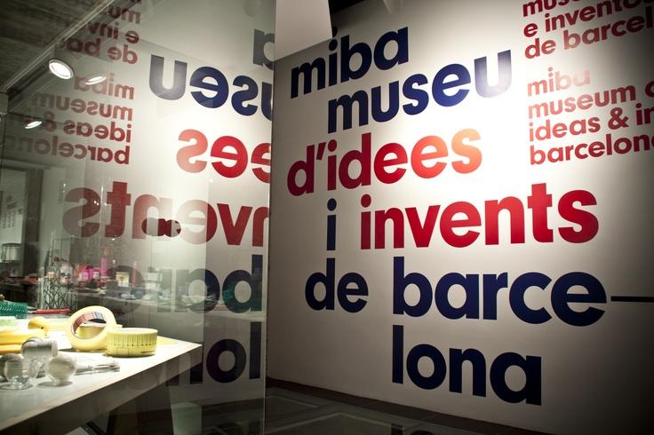 L'entrada del miba /  La entrada del miba  / miba entrance