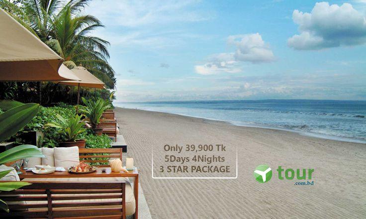 Visit Bali, Indonesia 5 Days 4 Nights Hotel: Suris Boutique or Similar