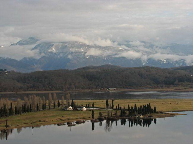 View from Pitsunda cape. ◆Abkhazia - Wikipedia http://en.wikipedia.org/wiki/Abkhazia #Abkhazia