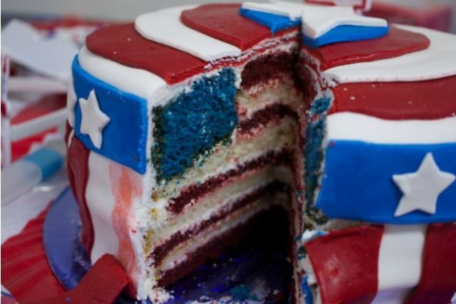 Celebrate Your Birthday 'Captain America' Style - Foodista.com