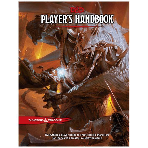 Dungeons & Dragons - Player's Handbook - ZiNG Pop Culture