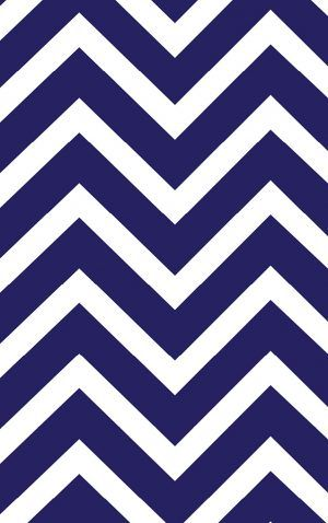 Bright navy chevron personalised bag and luggage tags designed and printed in Melbourne shipped to the world.