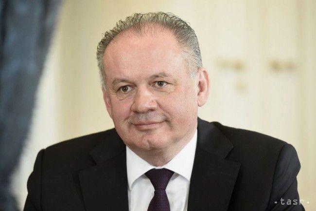 Kiska sa teší na stretnutie s Macronom už ako s prezidentom Francúzska - Slovensko - TERAZ.sk