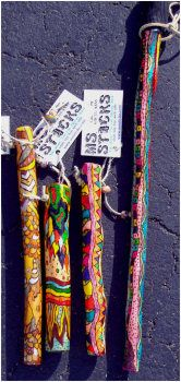 Talking Sticks - Ms. Sticks Custom Made Walking Sticks