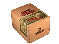 Genuine Counterfeit Cuban Robusto Cigars  Price: $67.99