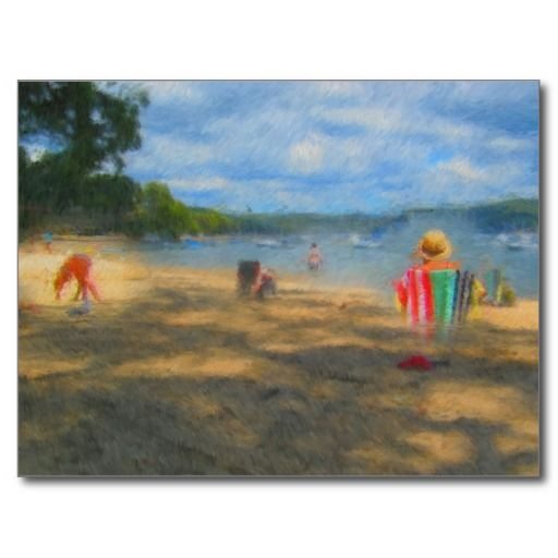 Relaxing on #Clareville #Beach, NSW #postcard