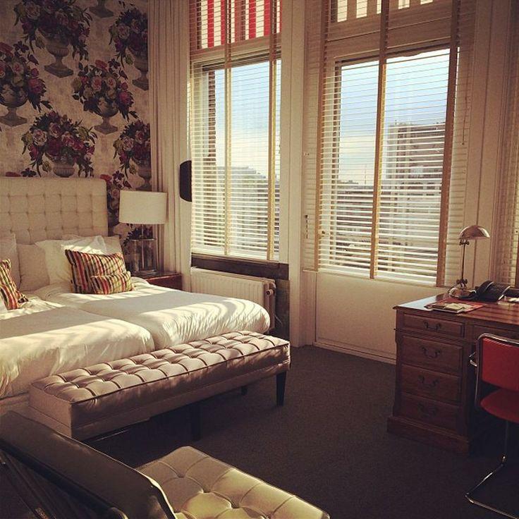 Hotel New York - Wilhelminapier - Rotterdam, Zuid-Holland, Netherlands