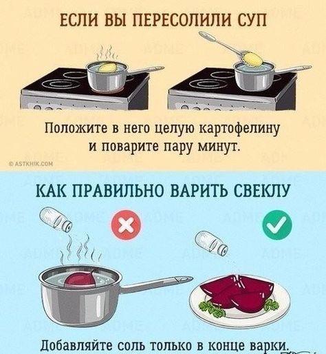15 бесценных советов, которые облегчат жизнь на кухне - Дом, квартира, дача, огород, уют и быт