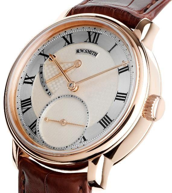 RW Smith (Daniels) Rose Gold Wrist Watch