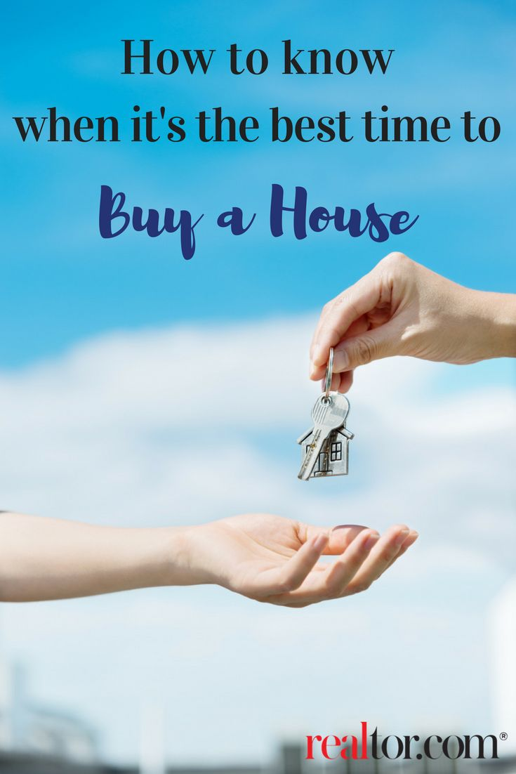 When Is The Best Time To Buy A House: Right Now, Or Wait?