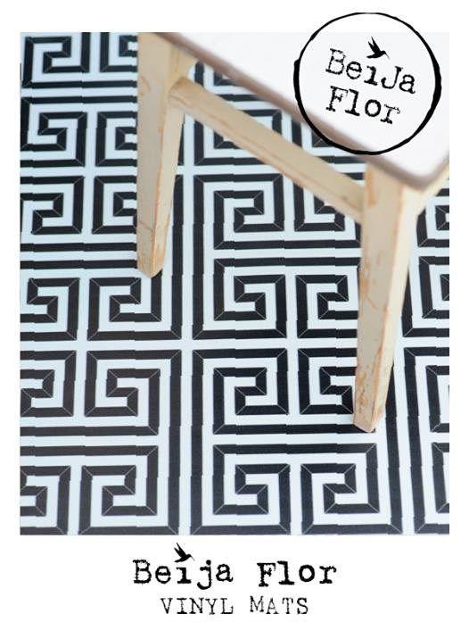 Labyrinth. By Beija Flor Mat.
