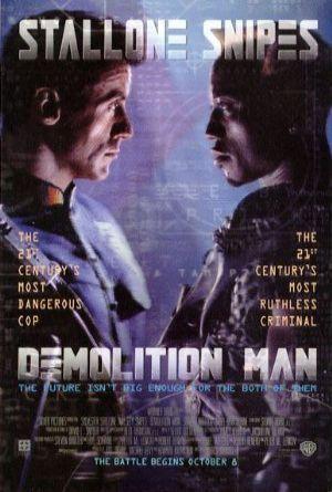 Demolition Man / Cezalandırıcı (1993)