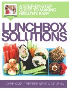 To purchase Lunchbox Solutions, see my website: http://theresekerr.com/books/lunchbox-solutions/