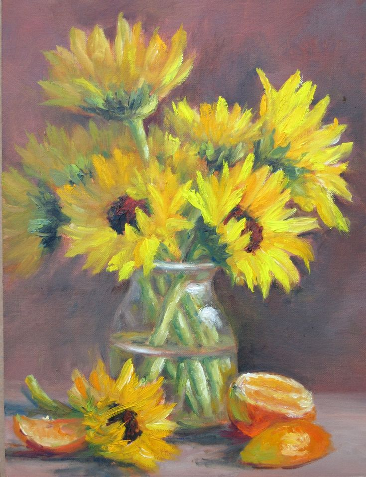 Oil Painting For Beginners Pat Fiorello Art Elevates