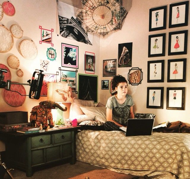 Callie's room | Love Is Love: The Fosters | Pinterest ...