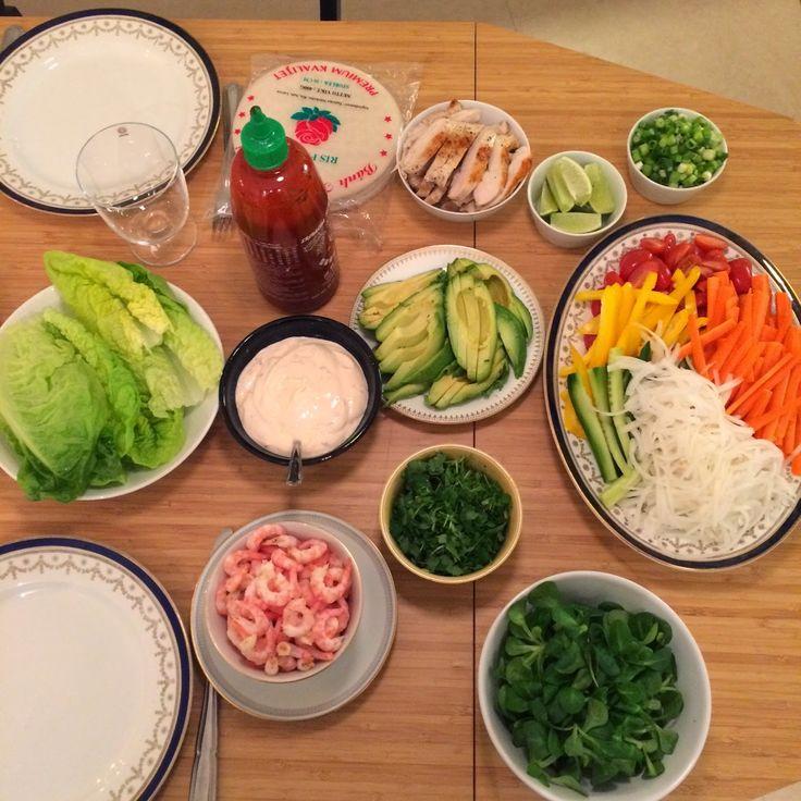 """Tasty Health: Thailändska """"tacos"""" och nya produkter"""