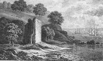 the history of st helens Isle of wight - Google SearchISLE OF WIGHT St. Helen's. Old Church Tower: BRANNON. Few figures. Sea. Ships. c. 9.5x5.5 ins. NC. Trees. Hills. Livestock. Boats. '…preserved as a Landmark to ships entering the Roadstead. ' The print bears the date: June 18th 1839. 1840s