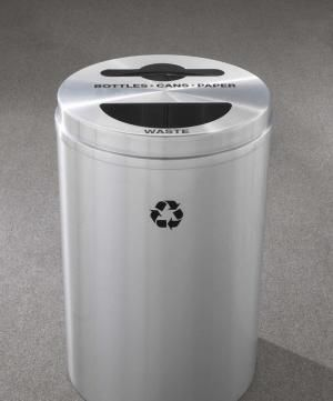17 Best Images About Dual Compartment Trash Cans On