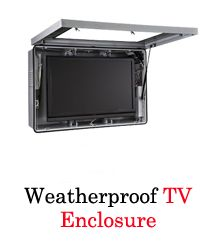 Outdoor Tv Enclosure
