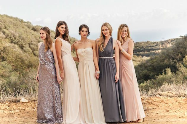 Are you a bridesmaid on a budget? We've rounded up lots of gorgeous and affordable bridesmaid dresses under $100 for every shape and style of bridesmaid.